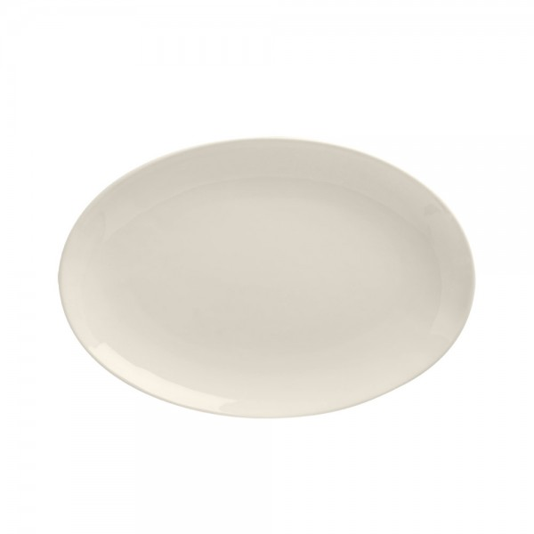 FINE plater owalny coup - 41 x 30 cm