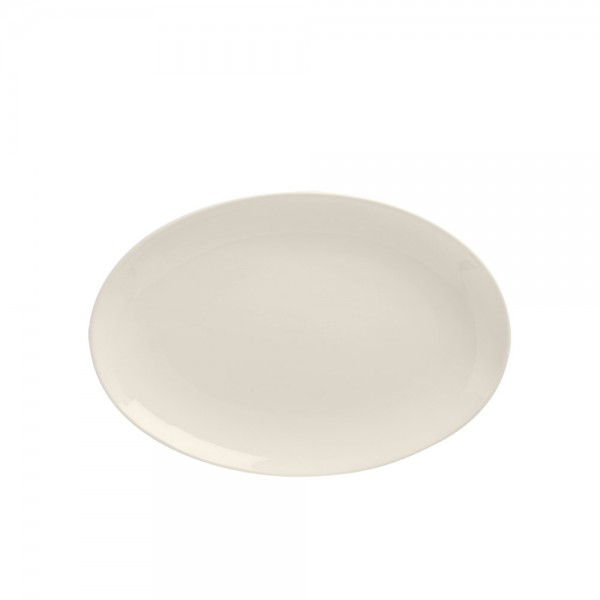 FINE plater owalny coup - 35 x 25 cm